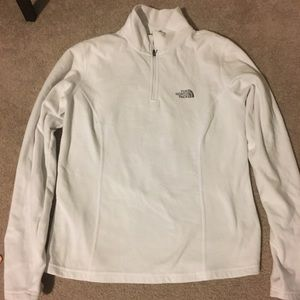 North face thermal sweater